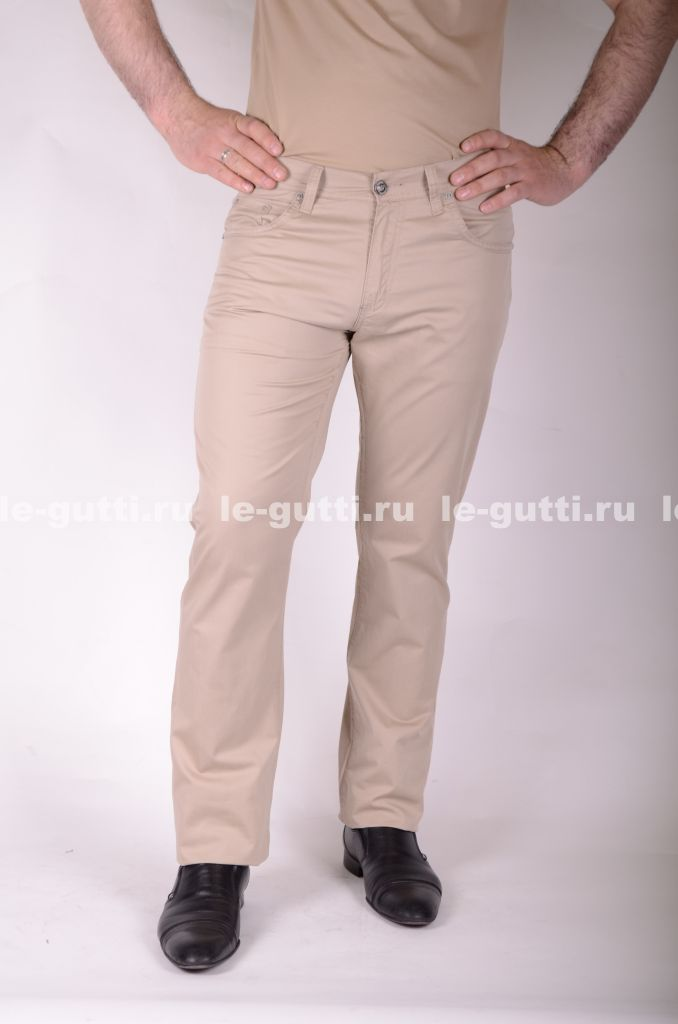 Мужские хлопковые брюки производства Турция