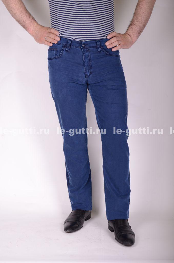 Мужские летние джинсы тенсел