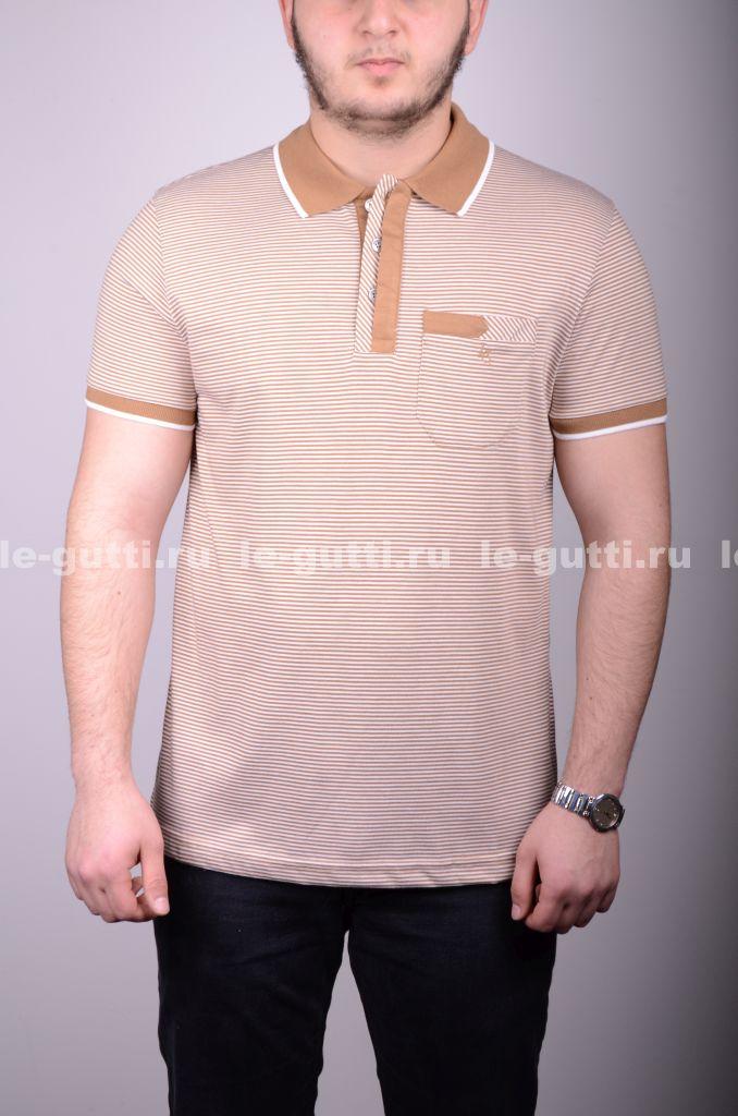 Мужская футболка поло производства Турция